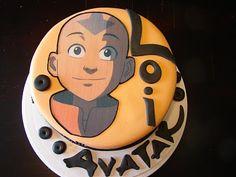 Avatar cake!