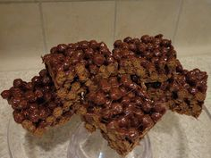 Cocoa Puffs Bars