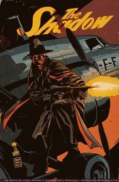 pulp imag, shadow phreek, comic book, pulp hero, comic style, pulp comic, shadows