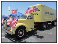 USO truck show