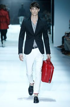 gucci ss12... love everything about this look!