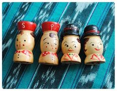 salti collect, handmad romanc, pepper shaker