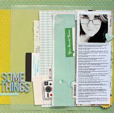 1 photo + instagram + journaling