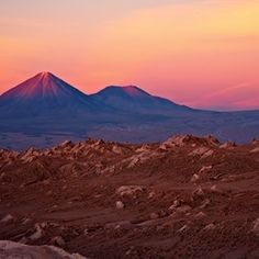 Chile - a land of adventure