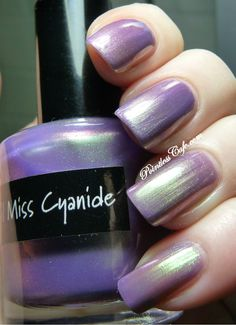 CrowsToes Lil Miss Cyanide (used 1x) $7 *SOLD*