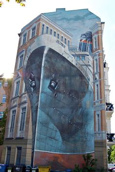 Just too cool! #urban art #art