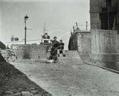Blackwall Stairs 1936