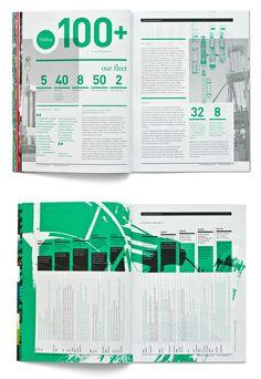 Savanna Annual Report by Jake Lim | Inspiration Grid | Design Inspiration