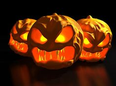 halloween pumpkin carving 1 Pumpkins Carving Designs