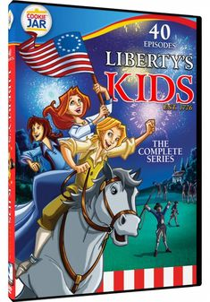 Complete Liberty Kids Series Only $5 Again!
