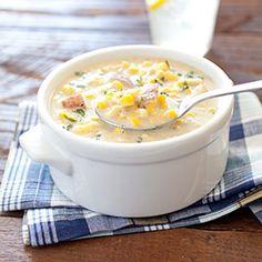 Corn Chowder Recipe - America's Test Kitchen from America´s Test Kitchen