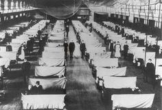 When it came to treating influenza patients, doctors, nurses and druggists were at a loss.