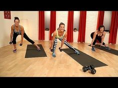10-minute toning with weights