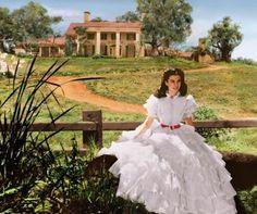 wind, dresses, scarlett, southern girls, book, the dress, vivien leigh, classic movi, dee dee