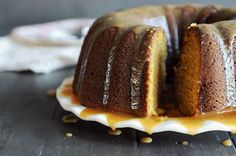 Pumpkin Bundt Cake!