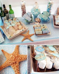 Beach-themed party