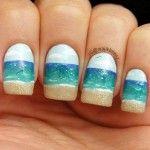 Nail the Beach with Art