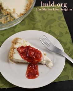 Save your house from the heat of your oven by making this delicious #nobake #cheesecake for dessert #recipe #lmldfood