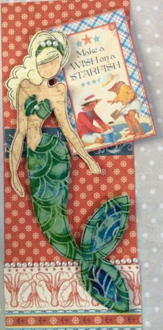 Cute Prima Doll Mermaid - Julie Nutting