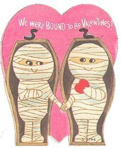 'we were bound to be valentines'
