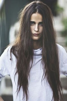 me want to grow my hair this long
