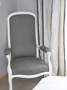 Chaise et baignoire canap on pinterest 25 pins - Fauteuil voltaire design ...