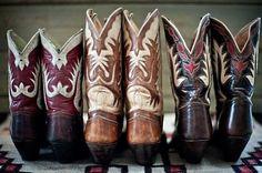 fabul boot, boot rack, boot porn, cowboy boot