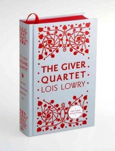 The Giver Quartet by Lois Lowry - Collects the four giver novels about life in a futuristic society.