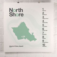 north shore by david klinker.