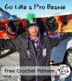 go like a pro beanie