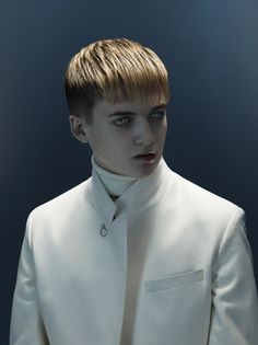 Photographer: Nadav Kander Model: Jack Gleeson