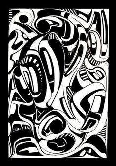 Haida Art Today: October 2009