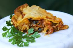 Louisiana Crawfish Pie