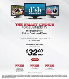 Bring the culture of your homeland into your home with DISH Network! No other provider can offer so many international programming choices. Check out our great selection of International programming, which you can add to any of our English or Spanish programming packages.     In order for a customer to subscribe to International programming they will be required to subscribe to a Basic core package   (America's Top, DishLATINO, Dish AMERICA)an International Core package. Price may change!!!
