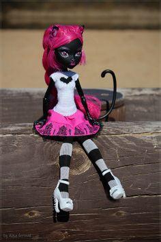 Monster High Catty Noir™.