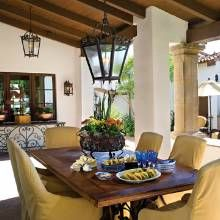 Paradise Valley, Az. residence. From Phoenix Home and Garden Magazine