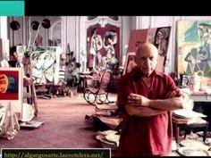 Picasso en acción - YouTube Para presentar a la clase de español  como una introducción