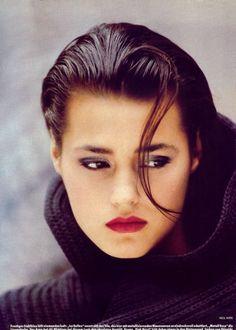 Yasmin Le Bon, 1987