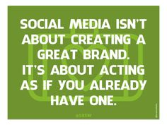 Good advice! #socialmedia #quotes