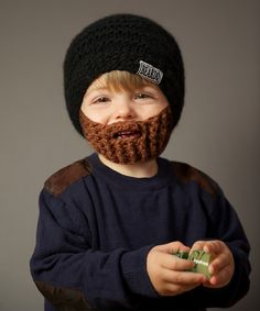 LOL > Black Beanie Beard