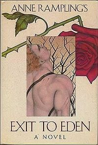 Exit To Eden- next on my to-read list!