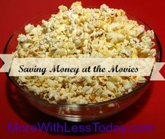 Saving Money at the Movies ~ 15 Ways to Get Discounts on Movie Tickets. Don't pay full price for your movie tickets! I found multiple ways to save. Paying less is fun!