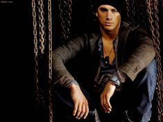 Channing with chains???