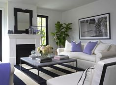 Inside A Preppy House with a Flair for Fun