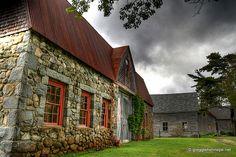 Stone Barn, Maine