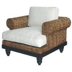 Astor Abaca Arm Chair