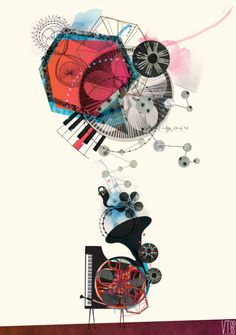 Joe Black's mechanical orchestra | Victoria Topping