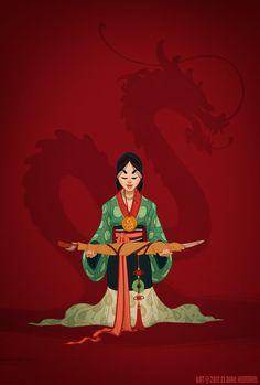 Mulan!!