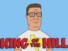 Hank Hill: My Hero! I love this show!!