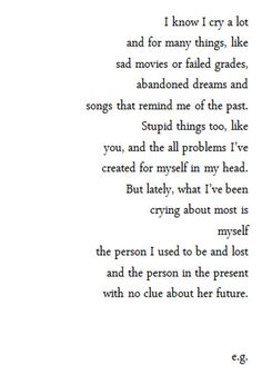 lost everything quotes, feeling lost quotes, quotes about feeling lost, quotes about crying, lost myself quotes